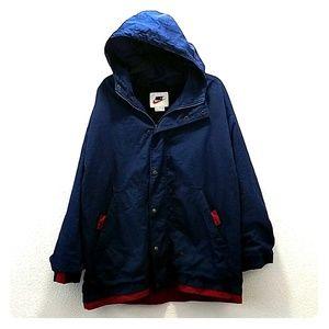 Nike Men's Vintage Hooded Jacket M